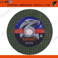 Economic Price Resin Abrasive 4 Inch Cutting Disc for Angle Grinder