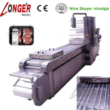 High Efficiency Stretch Film Meat Products/Snack Food Vacuum Packing Machine for Small Bags