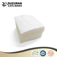 Cutting cotton pads 10cmx10cm 160gsm salon products