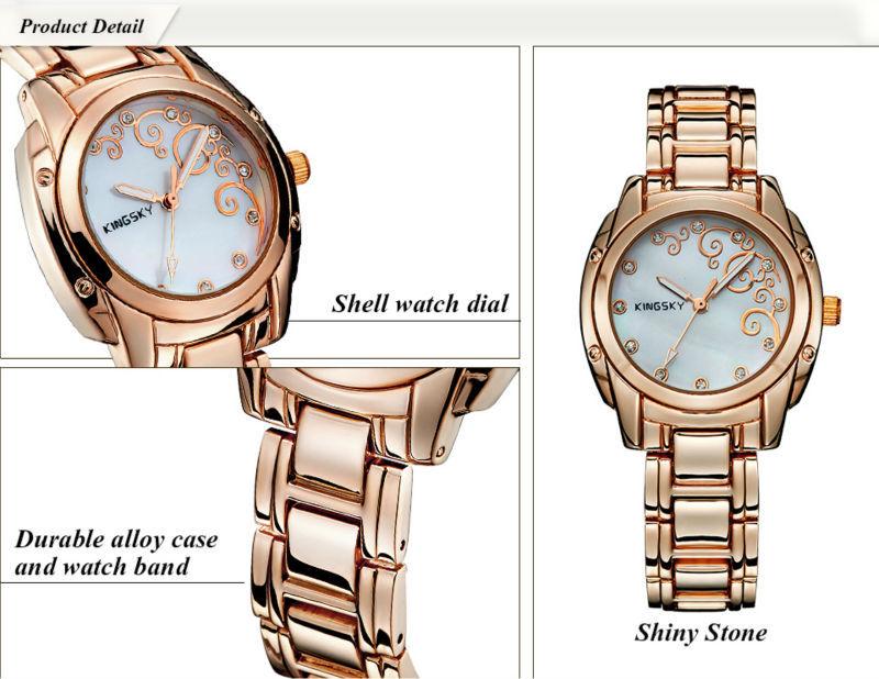 2015 new water resistant fancy watches women fashion sport watch