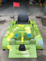 Wheels emulation samll tank , mini play tank indoor or out door