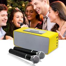 Powered 20W waterproof bluetooth speaker/21 inch speaker