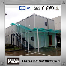 ISO,BV,SGS,UL,Certificates Light Steel Container Houses Modern And Luxury Prefabricated Container Houses