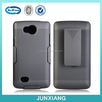 2015 new product protective combo case for LG JOY H220/H221 with kickstand