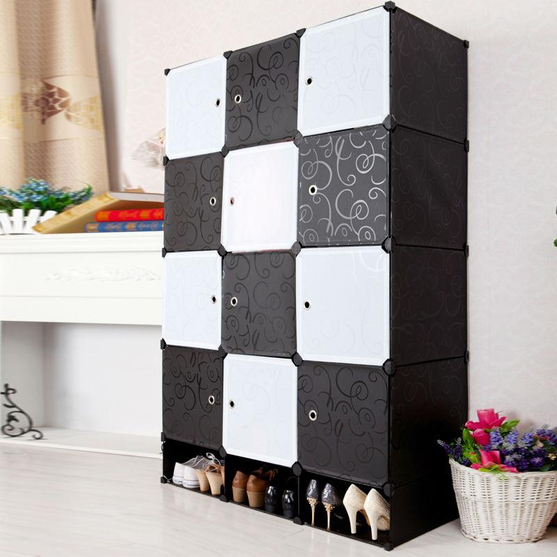 bellamente diseñado simple muebles armario ropero para las niñas ...