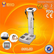 hot new products for 2015! GS6.5B high quality 3dnls quantum body health analyzer (CE/EHO/Factory)