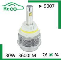 Alibaba china 9004 led car headlight,factory price led headlight for car 30w