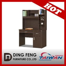Taiwan wooden particle board home furniture design office table