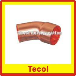 copper 45 degree elbow FTG X C