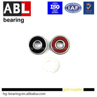 608 miniature bearing Waterproof Skateboard Bearing608