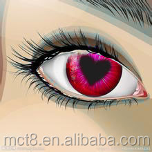 angel eye wholesale custom lens crazy and color contact lens