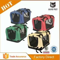 Foldable Portable Soft Pet Crate