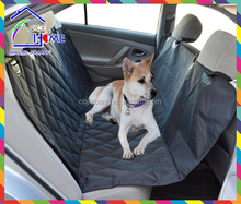 Deluxe machine washable waterproof anchors anti slip car dog seat cover