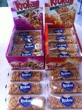 KROKAN CORNFLAKES BAR WITH DRIED FRUITS CANBIS PL