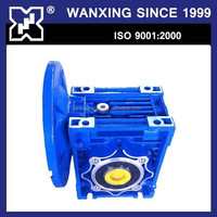 Step Motor Direct Drive Gearbox Mounted Motor Worm Gear box For Conveyors & Conveying Equipment