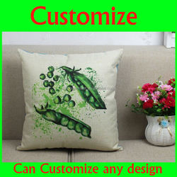 Custom polyester shaped pillow, dog/cat shaped pillow, animal shaped pillow