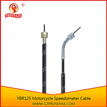 Good Quality YBR125 Motorcycle Speedometer Cable For Yamaha with Competitive Price