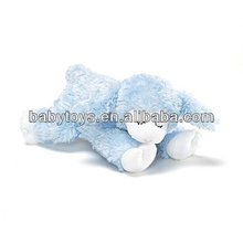 custom plush toys stuffed toy lamb little blue lamb