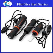 Camping Tools Outdoor Fire Starter Disaster Survival Kits