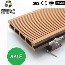 2015 hot sell good quality wpc decking / wood plastic composite / wpc board