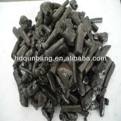 .High Temperature Coal Tar Pitch softening point120-124 can be used for the production of Anode Paste