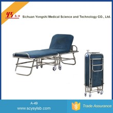 Up and Down Medical Hospital Relax Folding Recliner Chair Bed