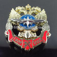 Cheap Custom Metal Badges / Insignias/ Emblems/ Armings /Bedges
