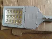 aluminum housing and Modern designed LED street light 150 watt