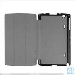 Hot Selling PU Leather Case for LG G Pad X 8.3, Leather Cover Case For G Pad X 8.3 OEM Customized Logo