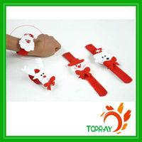 Chirstmas Bracelet decoration,Papa Ring,Christmas hand bangle