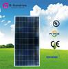 Attractive design 12v 100w solar panel polycrystalline