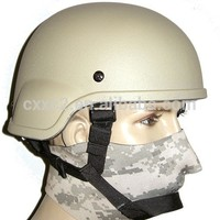 Military Aramid Fabric Bulletproof Helmet, MICH Type with Guaranteed 100% High Quality