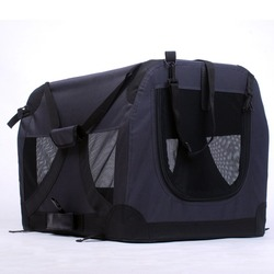 Cheap Dog Crate Dog Carrier Bag for Traveling and Airline