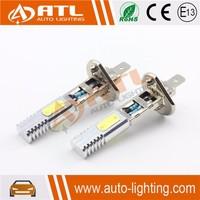 Factory Supply H3 3w 12v car led bulb h3 led car bulb