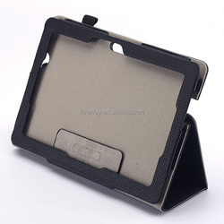 custom-made leather tablet cover best quality cover for tablet pc 8.9 inch tablet case