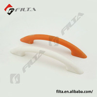 pure color furniture drawer plastic handle