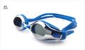 yy00016ขายร้อนกระจกเคลือบแว่นตาสายตาสั้นนุ่มจูสำหรับว่ายน้ำสระว่ายน้ำgoggle