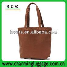 Printed Eco friendly cotton shopping bag reusable shopping bag