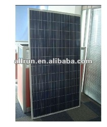 High efficiency over 17.5% lower price polycrystalline solar panel 250w