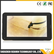 Wholesale fashion 7 Inch Allwinner Tablet A23 GSM Phone Tablet /86V Android Tablet PC China