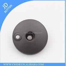 High quality fancy round design metal snap buttons for jacket