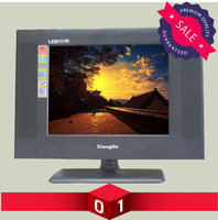 2015 NEW MODELS solar powered led tv15 inch led tv 12 Volt with15 inch LED LCD TV led smart AC DC tv