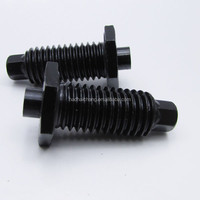 Microwave oven electric heater steel black oxide hex bolt