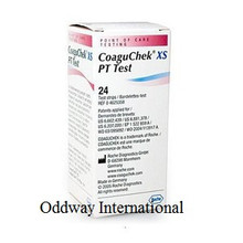 Coaguchek XS PT Testing Strips