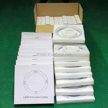 Led ring tube light t9 circular led tube Ac100-240V50/60Hz 3014 t9 circular led tube