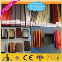 Pictures of railings for windows/shining anodized brushed aluminium profile price for UK Europe/grade aluminium extrusion press