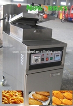 Broasted chicken machine used for the Fried chicken