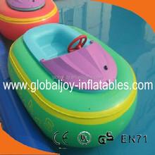kids inflatable bumper boat/ aqua boat