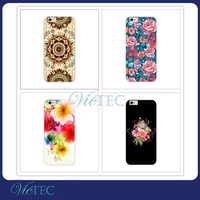 Newest phone sublimation printing tpu case for iPhone 6
