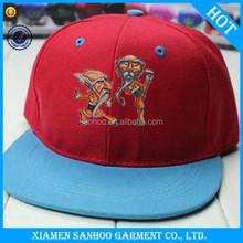 5 Panel Flexfit Unisex 100% Cotton Bulk China Suppliers 2015 Fashion Snap Back Hats